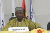 ANP na reunião da Conferência Islâmica